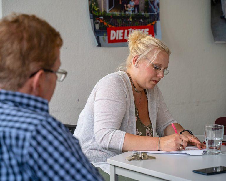 Treffen mit den Bezirksräten Hannover