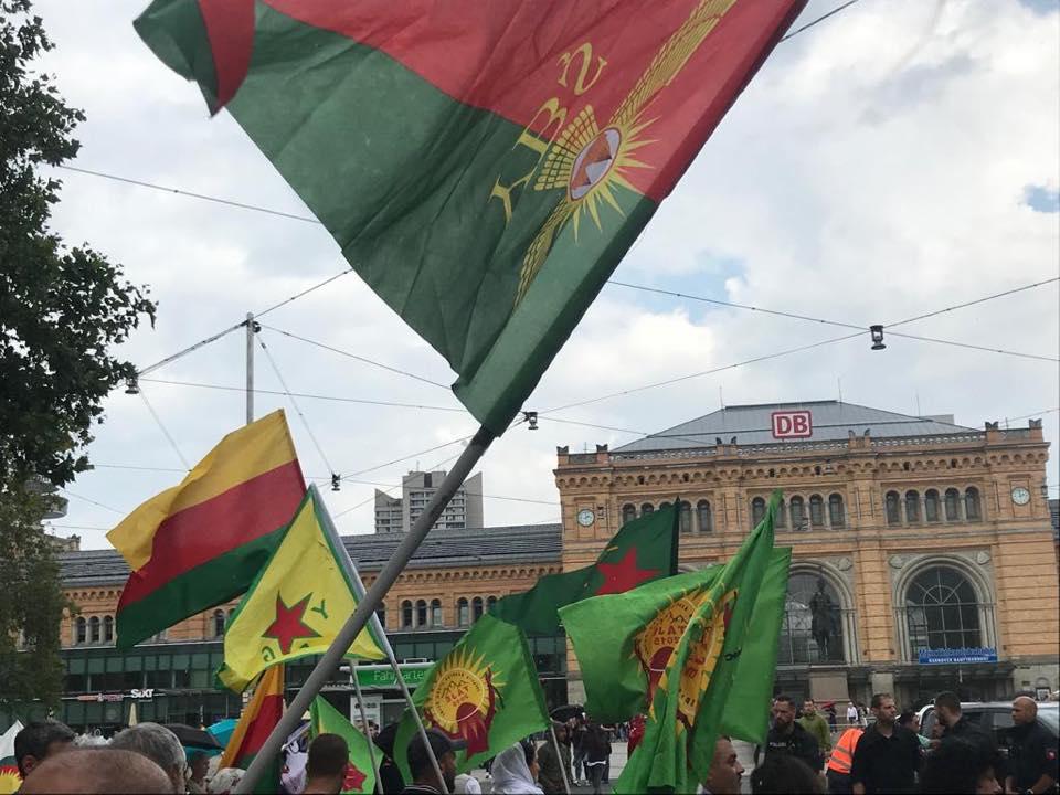 Fünfte Jahrestag des Genozids in Şengal (Shingal)