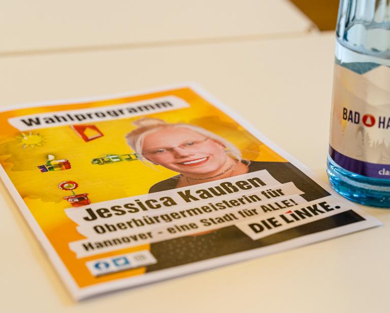 Mein Wahlprogramm für die Oberbürgermeister*in-Wahl in Hannover