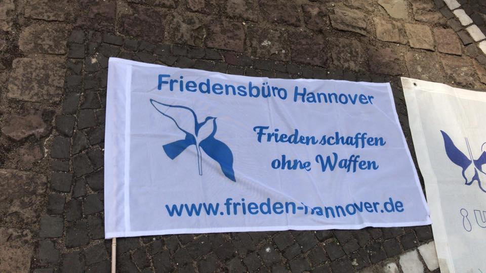 Antikriegstag in Hannover