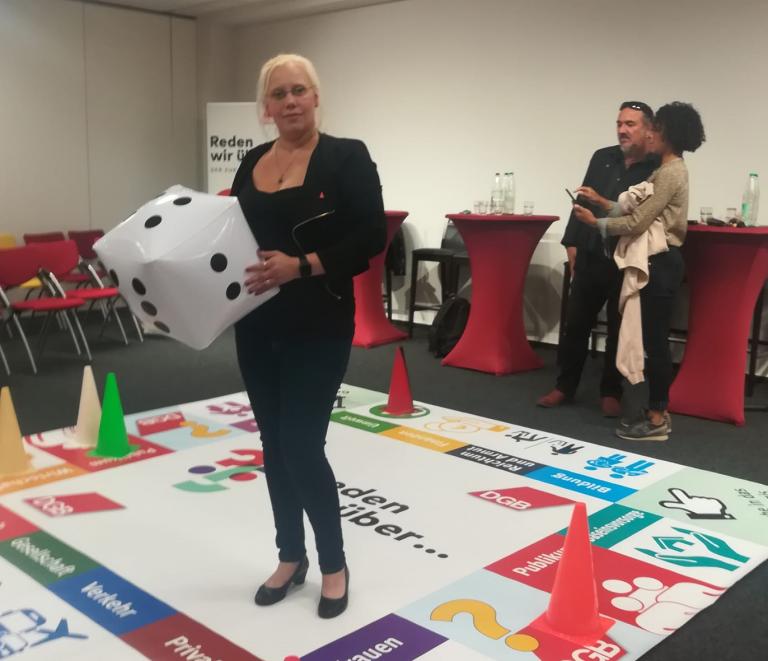 """""""Jessica Kaußen gewinnt vor der SPD!"""""""