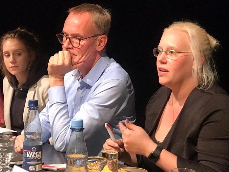 Talk mit den OB Kandidat*innen am 16.10.2019 im Pavillon Hannover