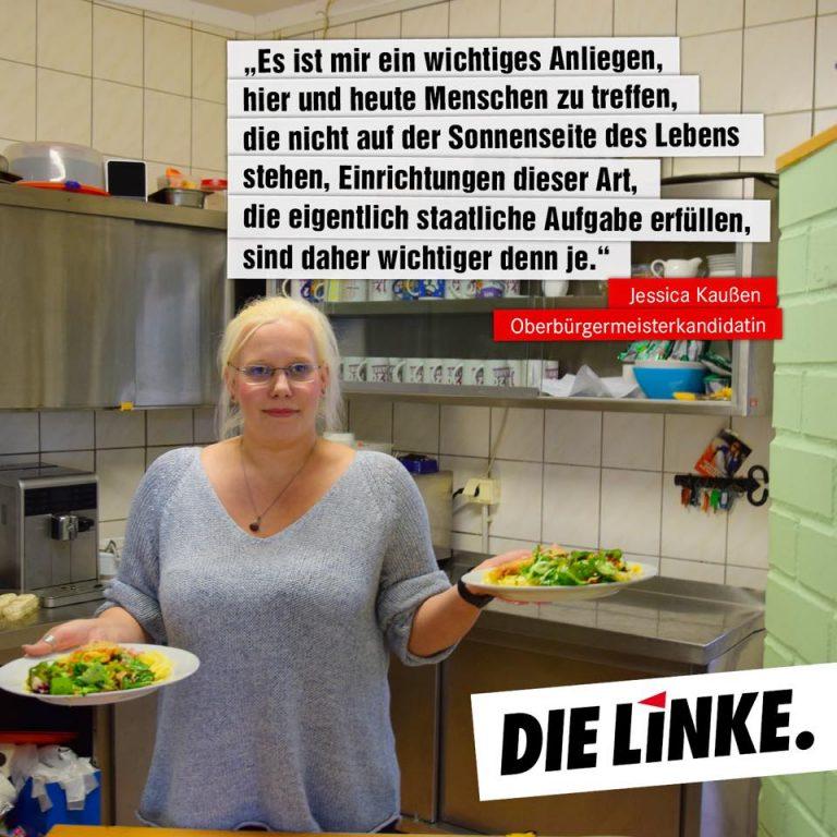 Lindener Tisch e.V. Suppenküche und Lebensmittelausgabe