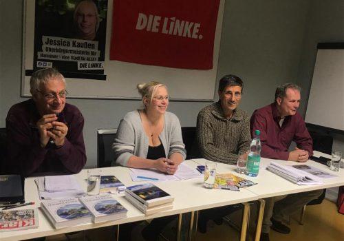 Winfried Wolf zu Gast in Hannover